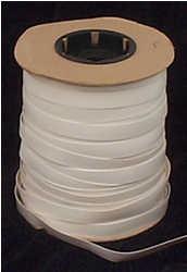 Batten vinyl tape white