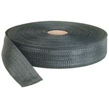 Batten fence strapping
