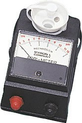 Myron meter to measure electrical conductivity