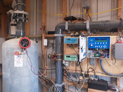 Tucor control system and pressure tank